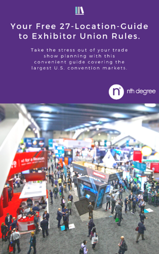 Your Free 27-Location-Guide to Exhibitor Union Rules.